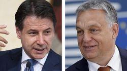 Conte e Orban special guest di Giorgia Meloni ad