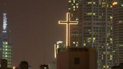 예배보러 온 여자 어린이 성추행한 교회