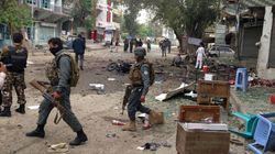아프간 동부 자폭테러에 33명 사망·100명