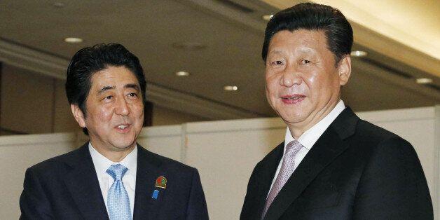 아베의 미·중 향한 반성, 한국 고립