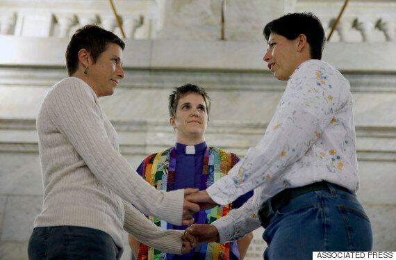 미국민 과반은 동성결혼 합법화