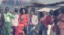 콩고에는 최고의 패션피플이