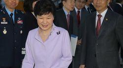 박근혜 대통령, '건강 악화'로 2~3일