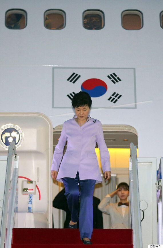 박근혜 대통령, '건강 악화'로 2~3일 동안 아무 것도