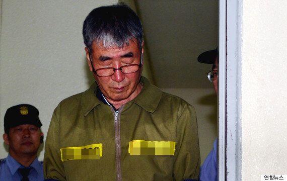 세월호 이준석 선장 살인죄 인정돼 '무기징역'