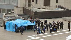 일본 총리관저, '세슘 드론' 13일간이나