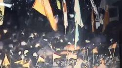 경찰, CCTV '줌인'까지 해서 세월호 집회 찍었다(영상