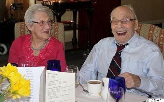 영국서 103세 할아버지와 91세 할머니 곧