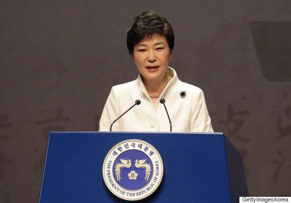 박근혜 대통령, 1주일 만에 공식일정