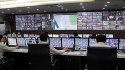 경찰청장, 세월호 집회 때 CCTV 보며