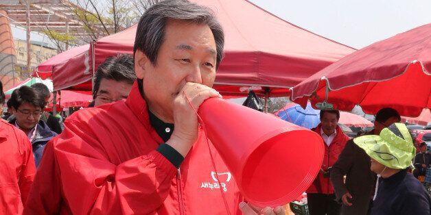 김무성 선거대책회의서 '총파업은 매국행위'