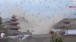 [네팔 대지진] 터키 관광객이 촬영한 긴박한 순간