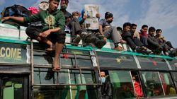 [네팔 대지진] 23만명이 도시에서
