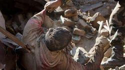 [네팔 대지진] 사망자수 3600명으로
