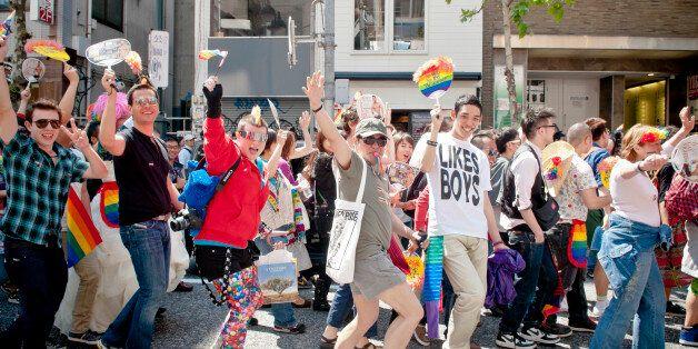 일본 마이크로소프트, 동성커플을 위한 취업규칙