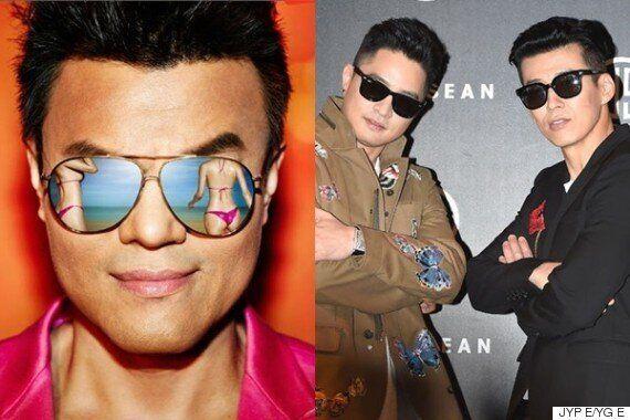 가요계 접수한 YG 이사님과 JYP