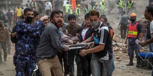 네팔, 지진 피해가 막대한 이유
