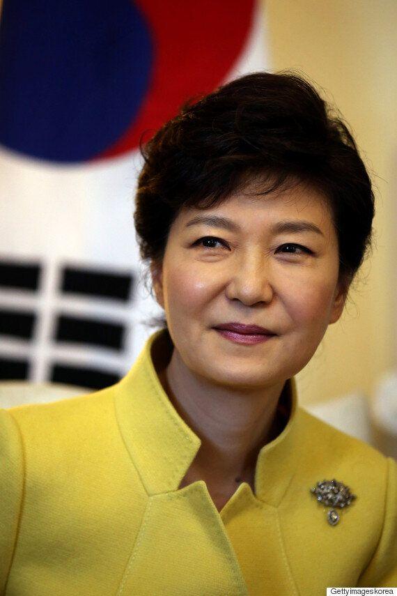 '대국민 메시지' 발표 후 박근혜 대통령 지지율