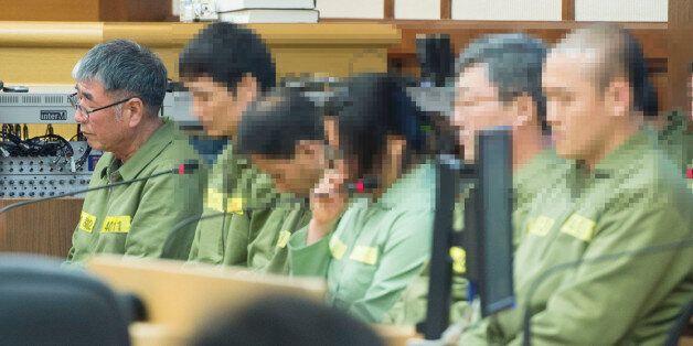 법원, 세월호 침몰 원인 지목된 '대각도 조타'는 판단