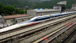 日 자기부상열차, 속도 세계신기록