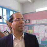 A l'occasion de la rentrée scolaire, Youssef Chahed reprend son costume de chef du