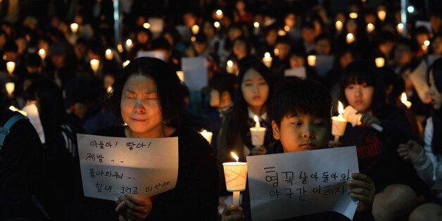 일베, 이번엔 '세월호 촛불 기네스북 도전'