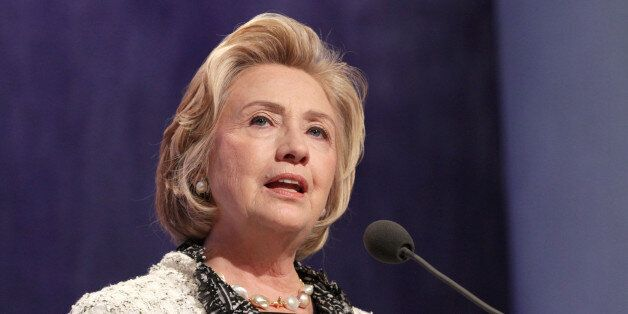 대권 '재수' 힐러리, 미국 첫 여성 대통령