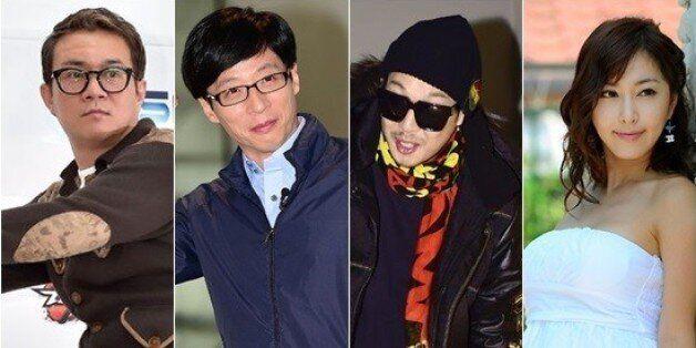 '토토가 주역' 유재석·하하·김성수·슈, 지누션 뮤비