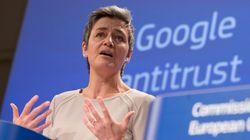 EU, 구글 반독점위반 혐의 공식