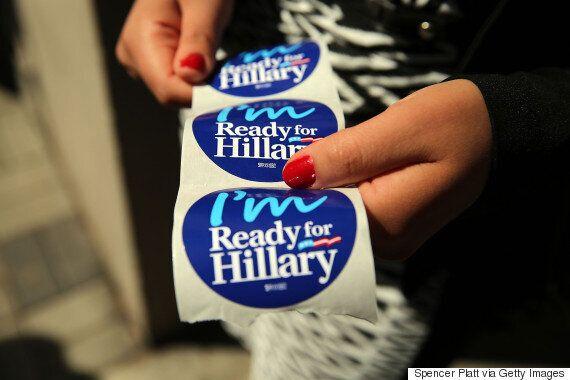 힐러리 대권 출정, 막 오른 미국 대선