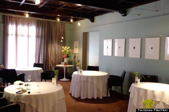 세계 최고의 레스토랑 10선(엘리트
