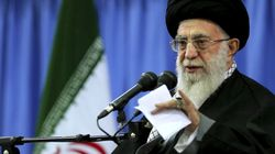 핵협상 이후 : 이란 최고지도자가 미국을 비판한