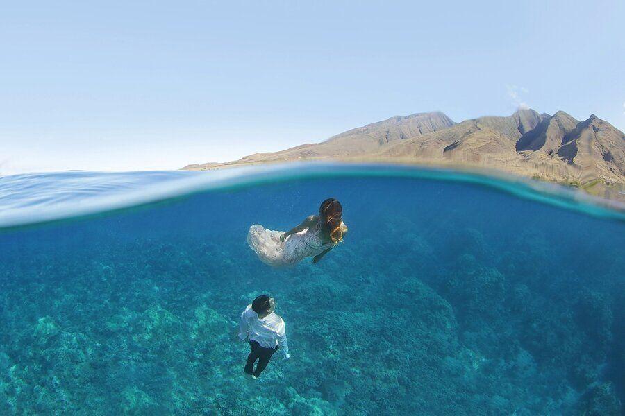 숨막히게 아름다운 바닷속