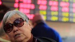 중국 증시 활황으로 억대 부자