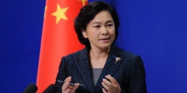 화춘잉(華春瑩) 중국 외교부