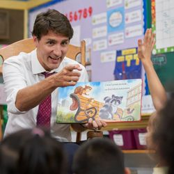 Trudeau Liberals Target Parents With Pledge To Boost Child