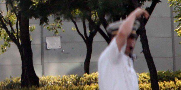 고라니 치우다 교통사고로 숨진 경찰관 순직