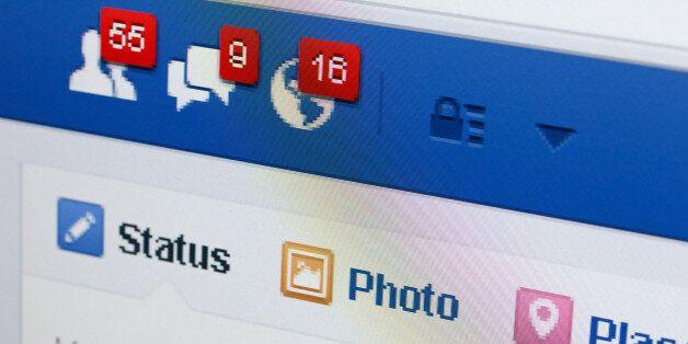 페이스북으로 발송한 이혼서류도 효력