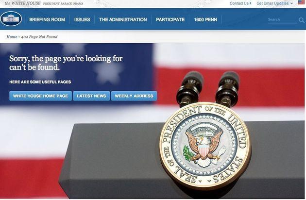 당신을 흐뭇하게 해줄 힐러리 클린턴의 404