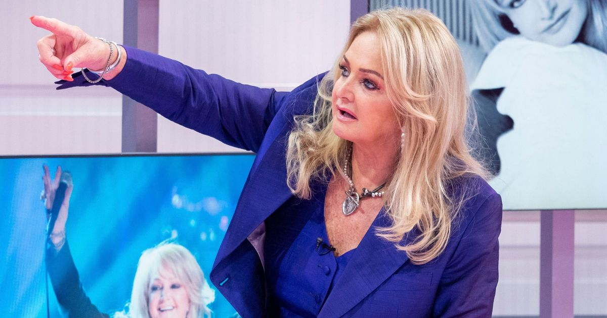 Good Morning Britain Mix-Up Leaves Bonnie Tyler Howling After They Confuse Her With Tribute Act