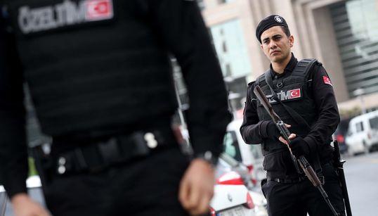 터키 테러조직 검찰청에서
