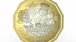 영국 새 1파운드 동전에 15세 소년의 디자인