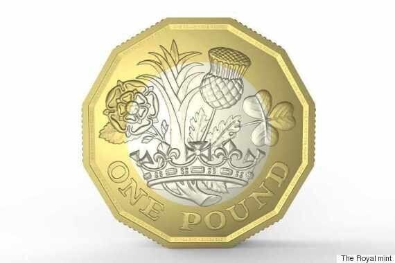 英 1파운드 새 동전을 디자인한 15세