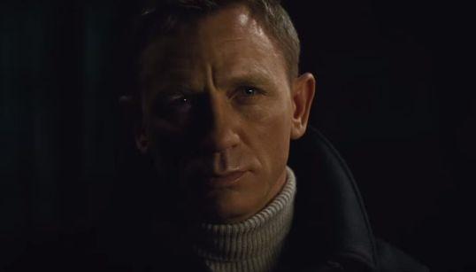 007 새 영화 예고편이