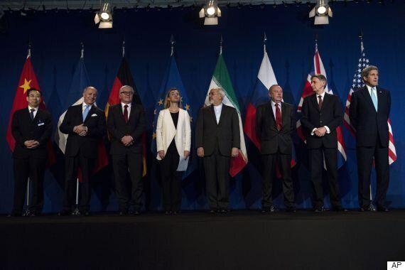 이란 핵협상 타결 : 핵개발 중단·추후 제재