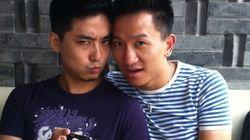중국 LGBT 커플들이 LA에서 결혼할 수 있게 알리바바가