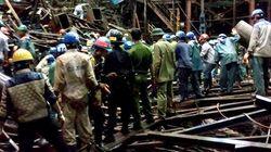 베트남 경찰, 삼성물산 직원들