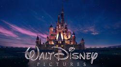 디즈니 로고 30년 역사를 한눈에