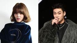 AOA 지민, 아이언과 듀엣곡
