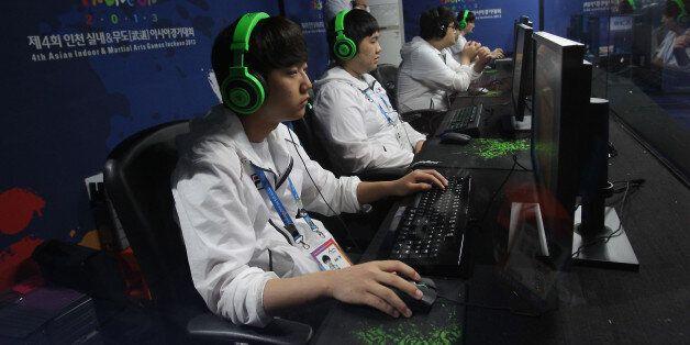 한국 프로게이머, 중국으로